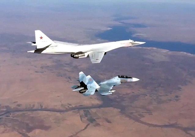 Avions de combat russe en Syrie