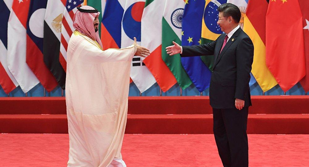 Rapprochement Chine-Arabie saoudite: un feuilleton militaire et économique