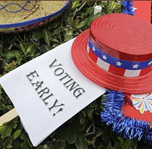 États-Unis, début des élections