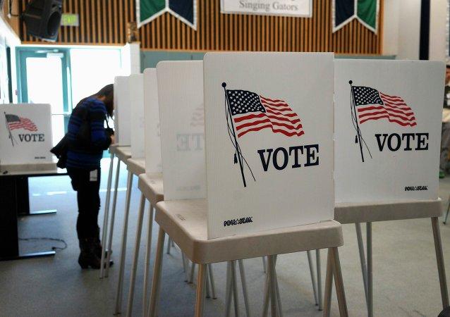 Elections de mi-mandat aux USA