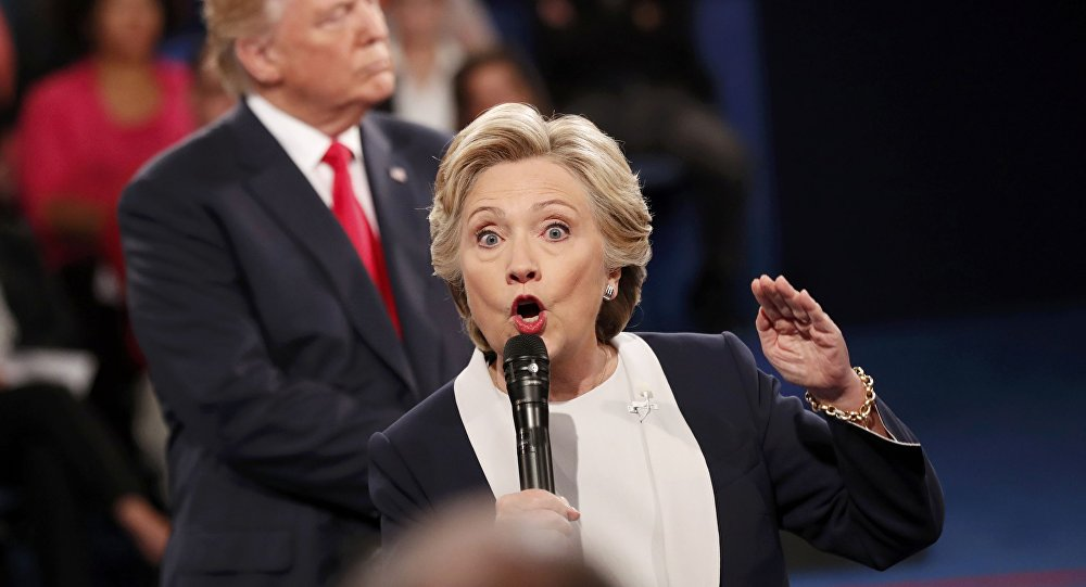 Hillary Clinton et Donald Trump