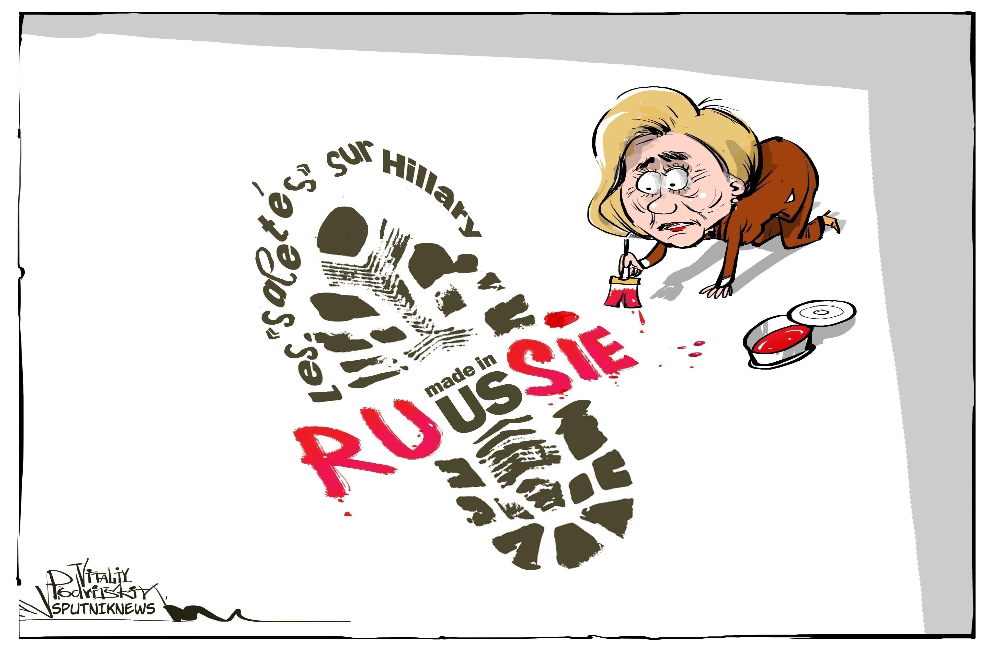 Les courriels de Clinton révélés par Washington?