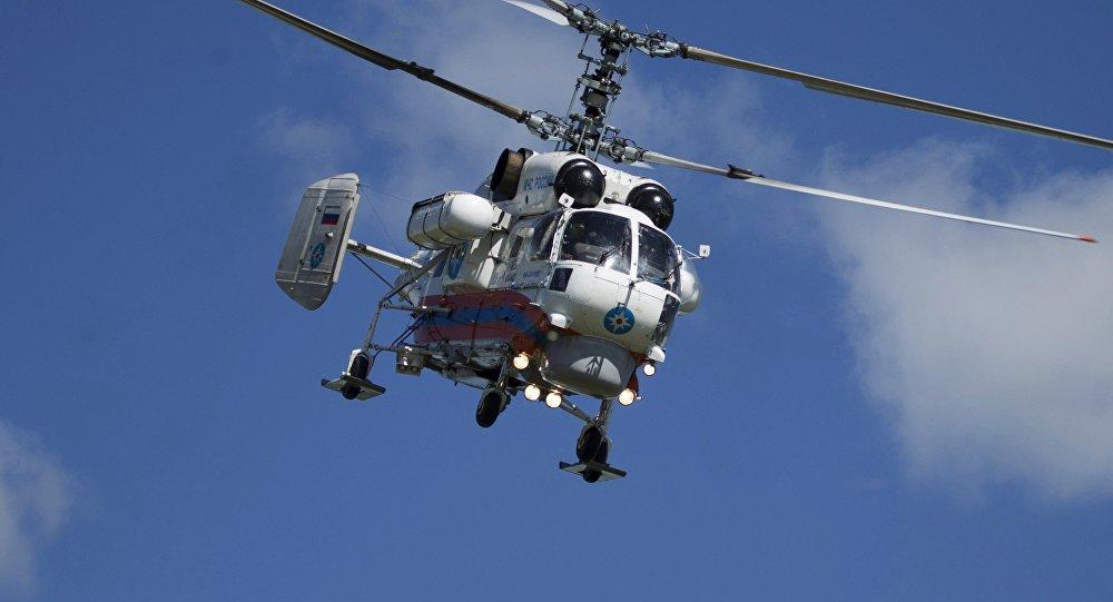 Kamov Ka-32 Helix-C helicopter
