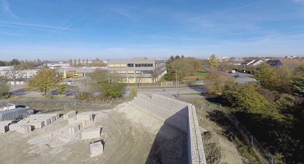 Mur à Munich