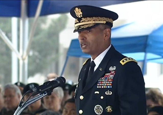 Le nouveau commandant des forces américaines en Corée du Sud, le général Vincent Brooks