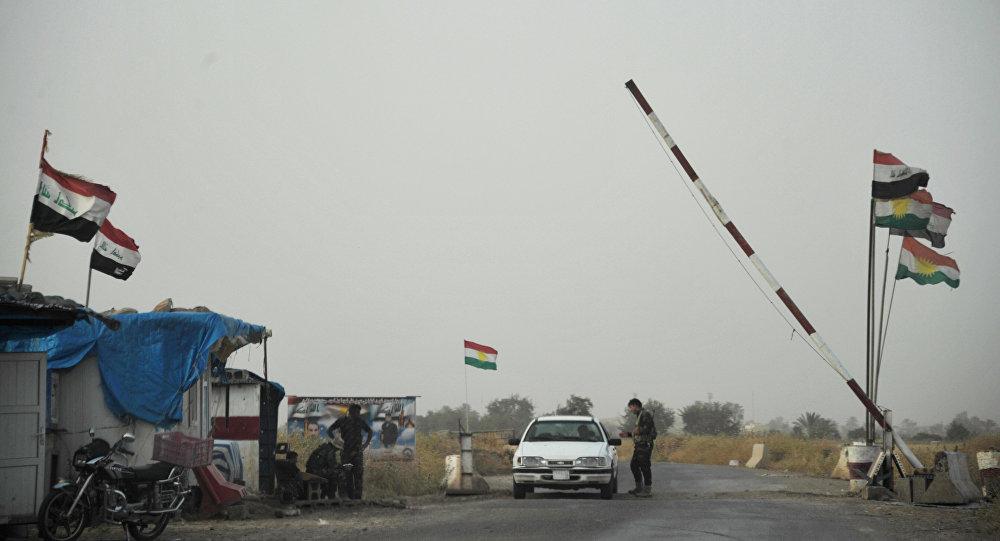 Forces armées du Kurdistan irakien