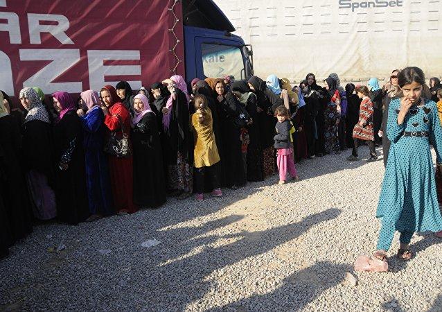 Onu: le nombre de déplacés en augmentation à Mossoul