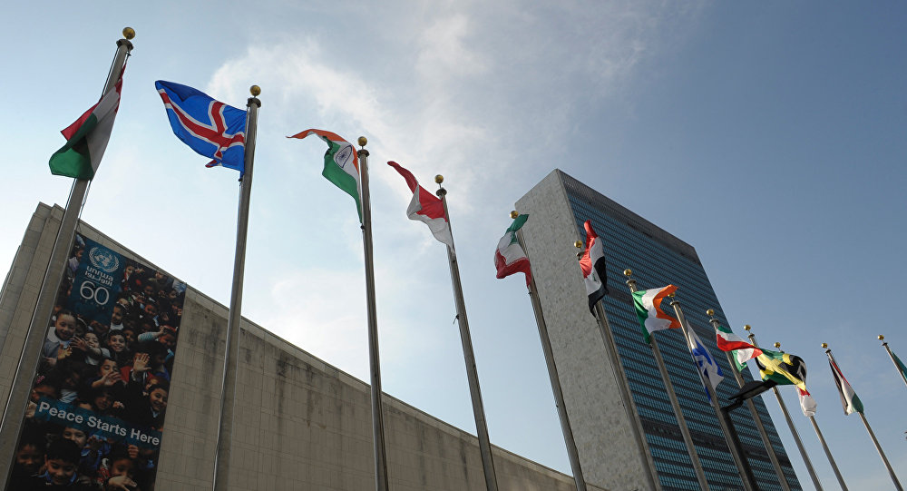 l'Organisation des Nations Unies