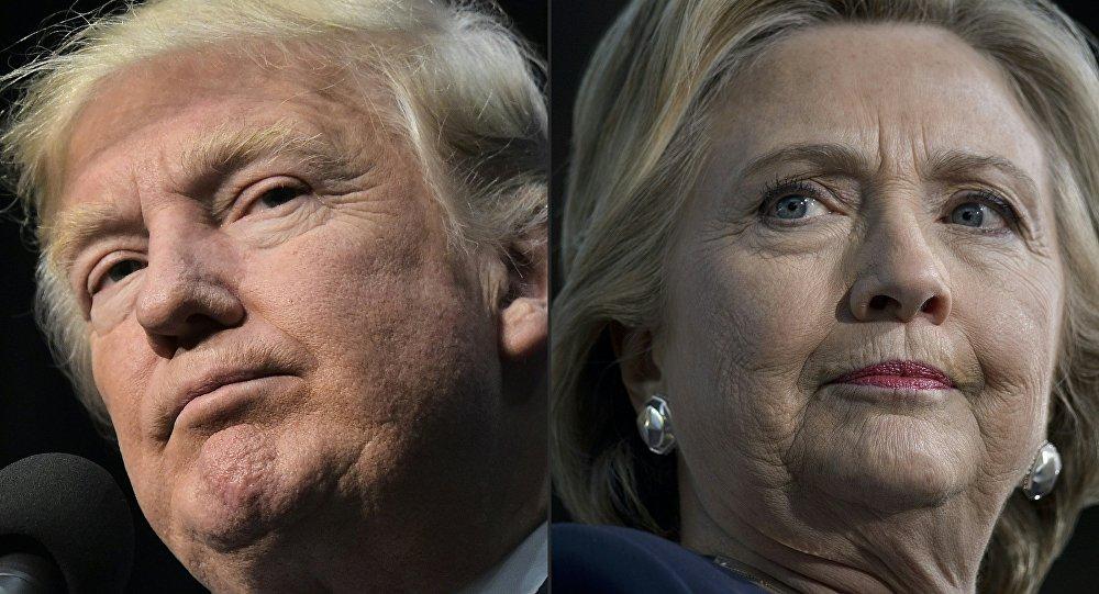 Donald Trump / Hillary Clinton