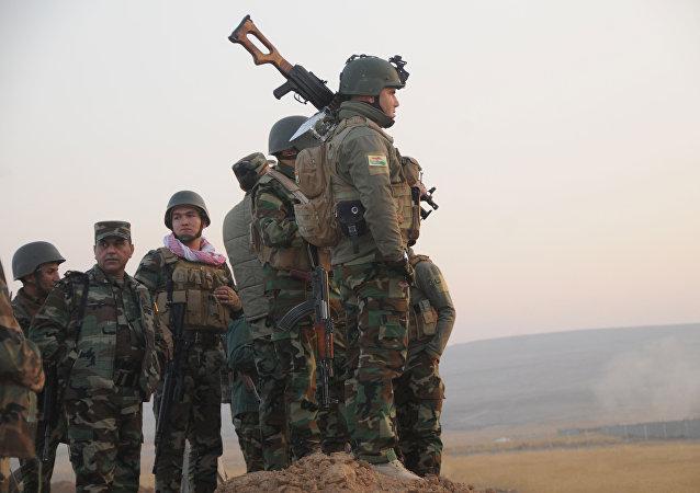 L'armée irakienne entre à Mossoul-Ouest