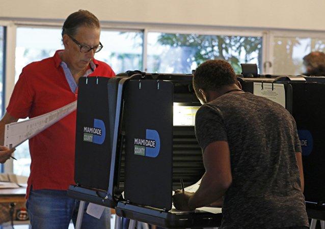 Les Américains votent