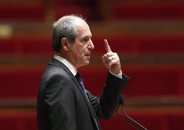 Guy Geoffroy, député LR