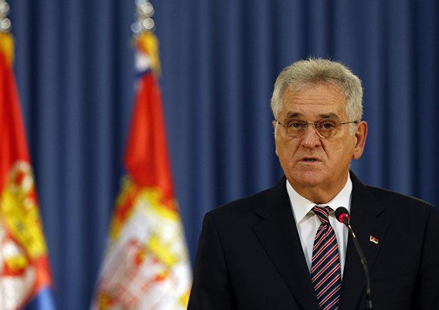 Tomislav Nikolic, président serbe