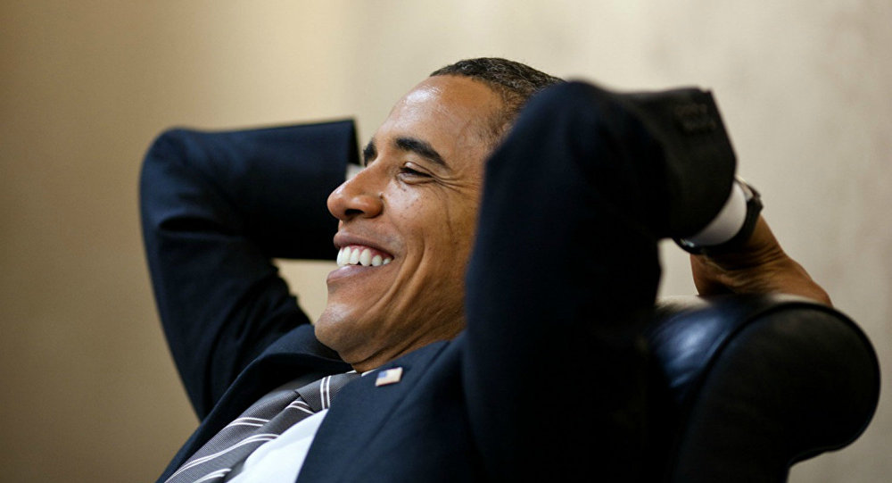 Avant de partir, Obama fait un dernier cadeau à la Russie