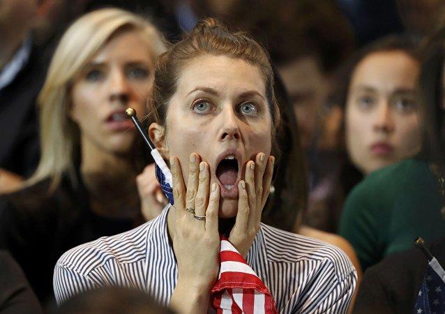 Partisans déçus de Mme Clinton