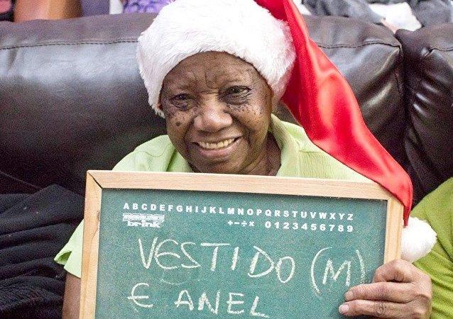 Brésil: les Internautes mobilisés pour réaliser le vœu de Noël des anciens