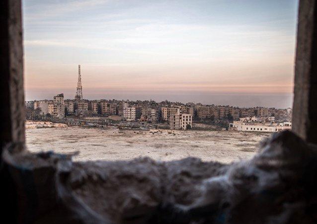 Quand il n'y a nulle part où aller: la vie à Alep vue de l'intérieur