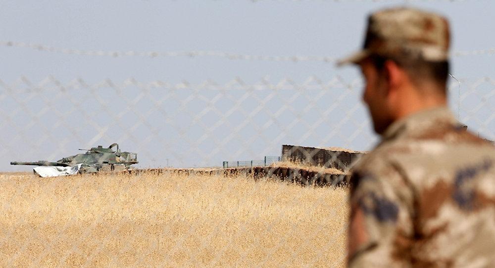 Irak: une base où se trouvaient des militaires américains attaquée par Daech