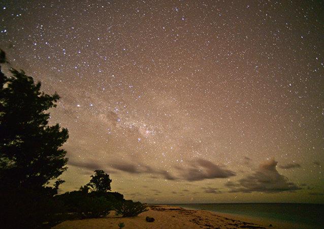 Le ciel nocturne