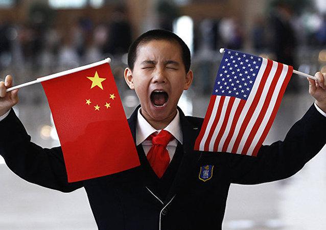 Les relations Chine-Etats-Unis entre la rivalité et la coopération