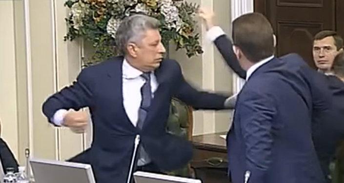 Fight Club à l'ukrainienne