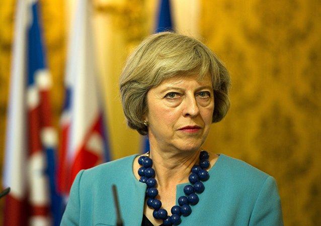 Theresa May: reprise de la campagne électorale le 5 juin