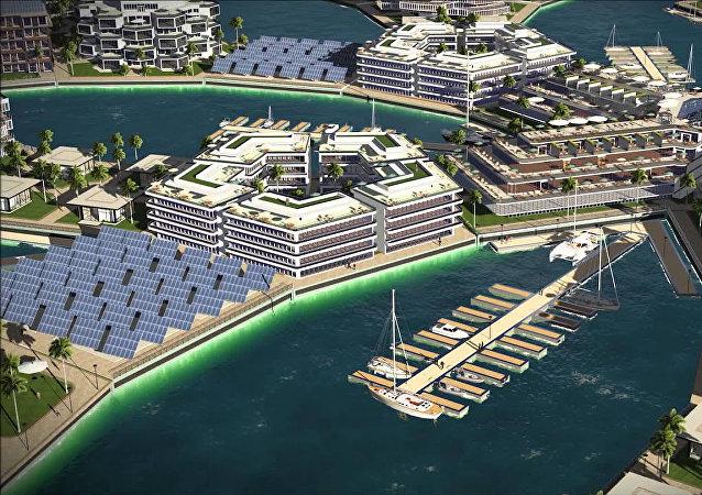 Le seasteading, ou construire son île pour vivre librement