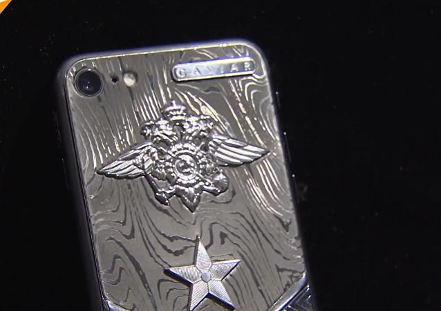 Un iPhone 7 blindé peut-il résister à un tir de pistolet ?