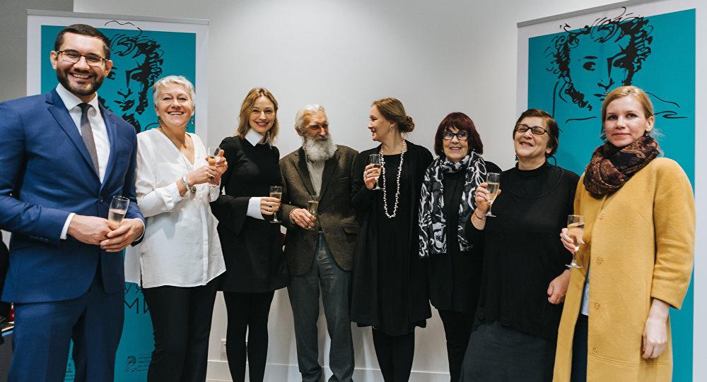 L'Institut Pouchkine ouvre ses portes au Centre spirituel et culturel orthodoxe russe de Paris