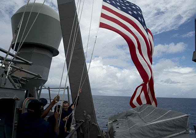 Soldats de la Marine américaine
