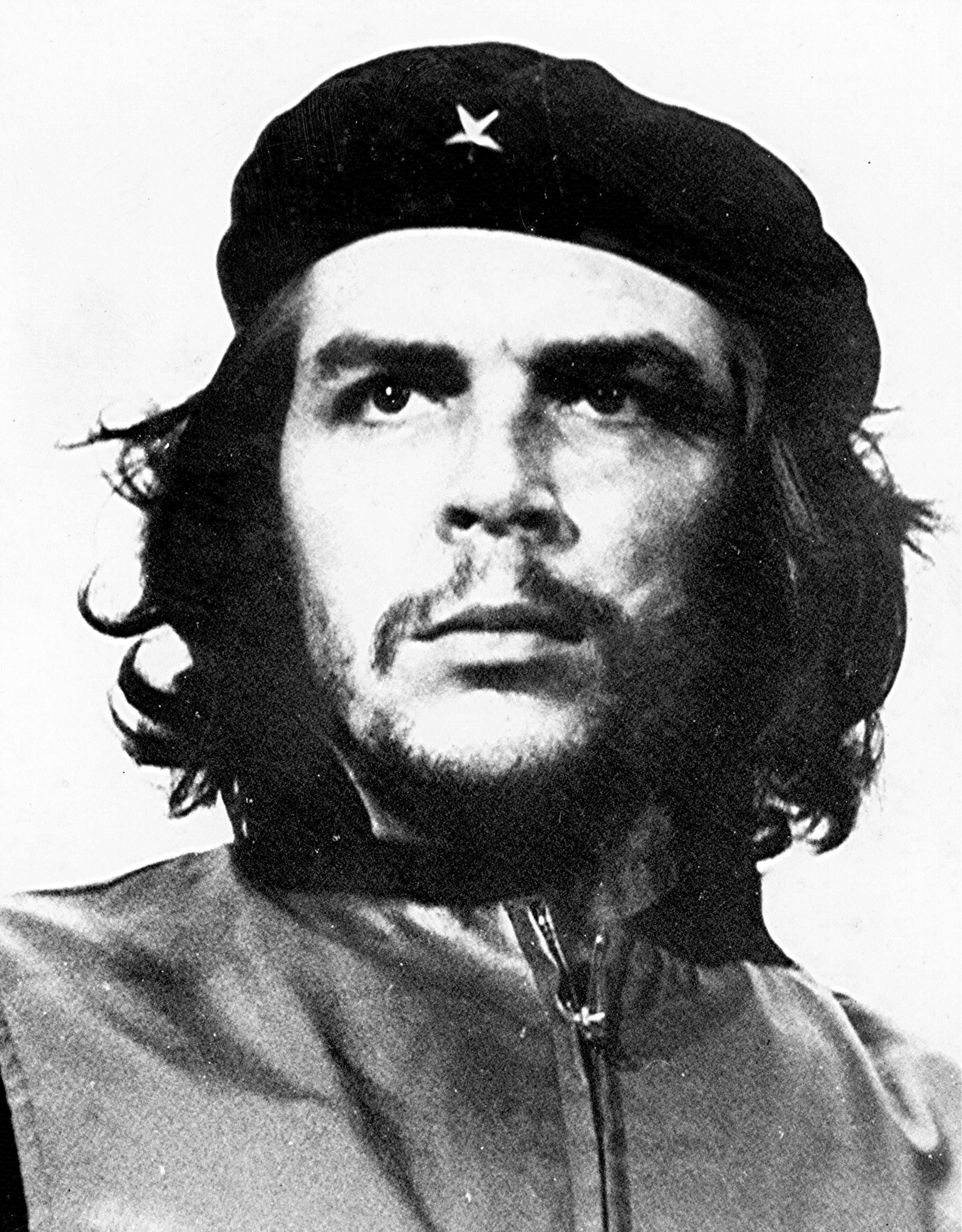 Un portrait de Che Guevara réalisé par Alberto Korda est considéré comme l'une des photographies les plus célèbres au monde