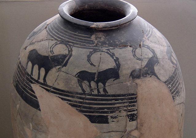 Collection du Musée national d'Iran