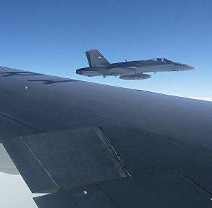 Rapprochement dangereux des avions russe et suisse