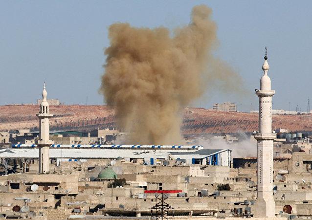 A Alep, les extrémistes empêchent les rebelles de quitter la ville