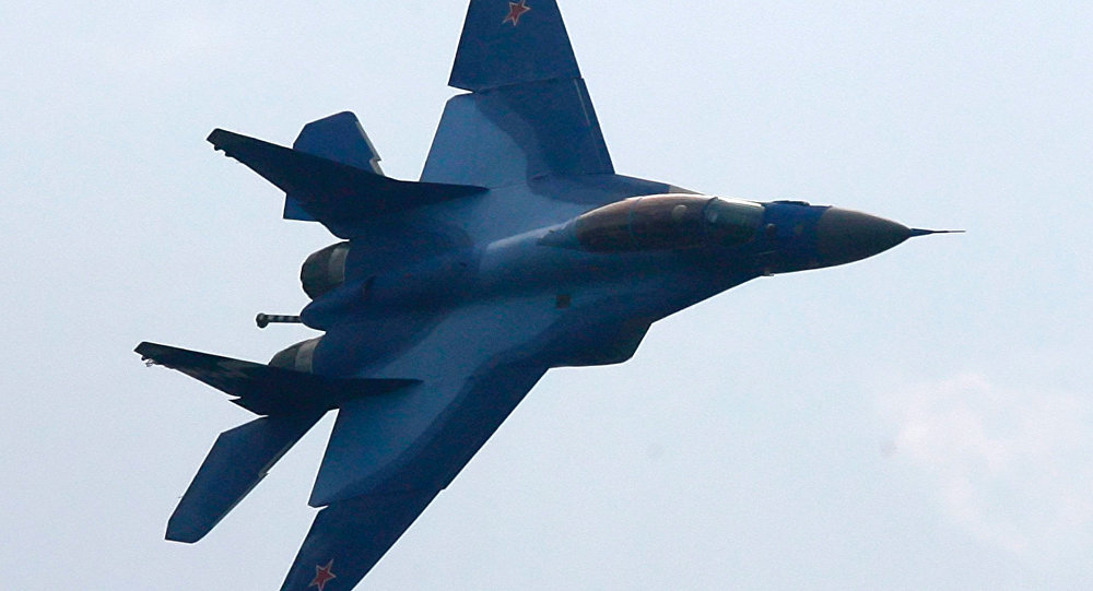 Un MiG-29K