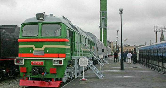 """Résultat de recherche d'images pour """"Russie construit un nouveau """"train nucléaire"""", 2016, 2017"""""""