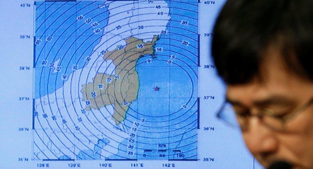 Un nouveau séisme de magnitude 5.7 près de Fukushima