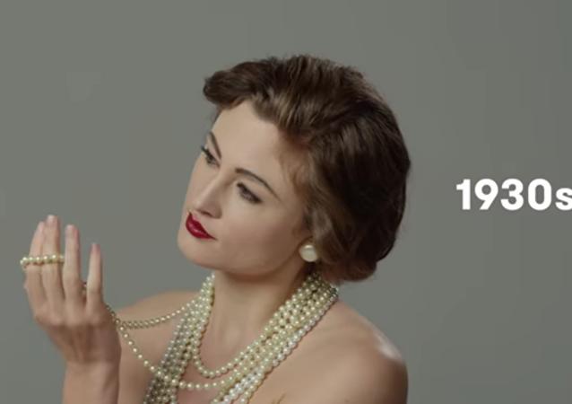100 ans de beauté française