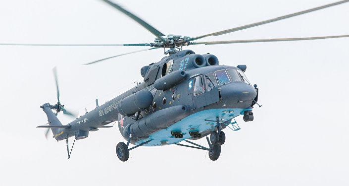 Un Mi-8AMTCh VA