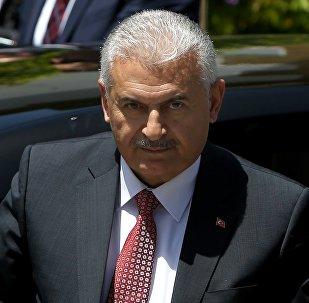 Premier-ministre turc Binali Yildirim