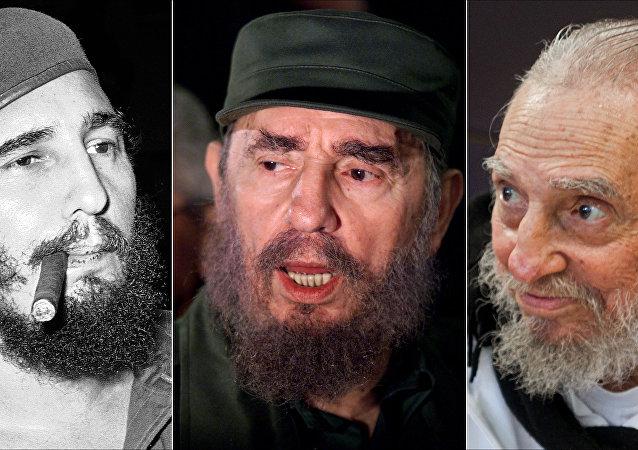Paris: avec le décès de Fidel Castro, une page du XXe siècle se tourne