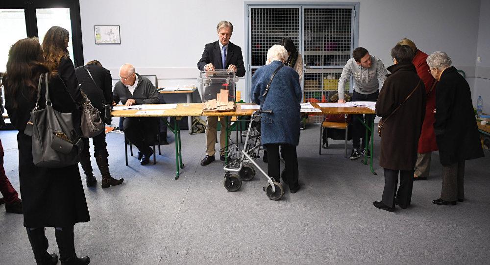 Second tour de la primaire de la droite et du centre en France