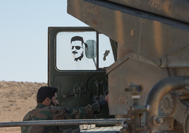 armée d`Assad