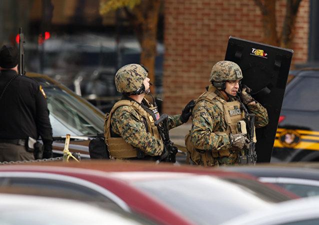 Daech revendique l'attaque dans un campus de l'Université de l'Ohio, aux USA