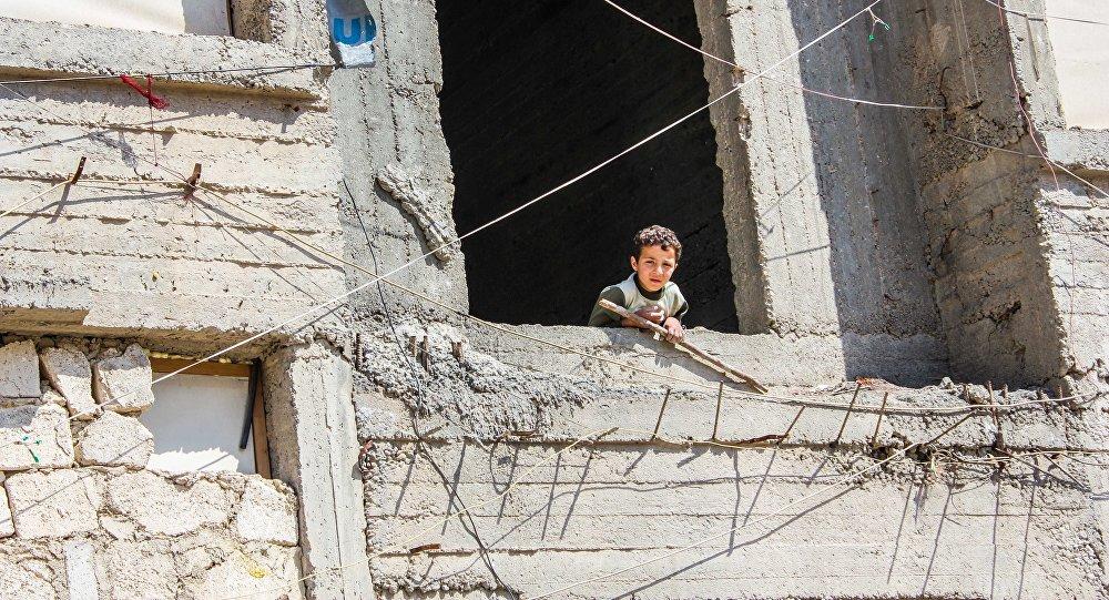 Situation à Alep