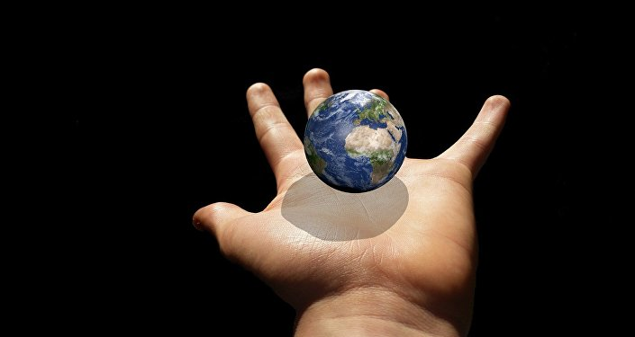 La Terre. Image d'illustration