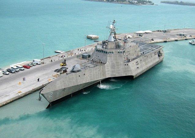 La marine US