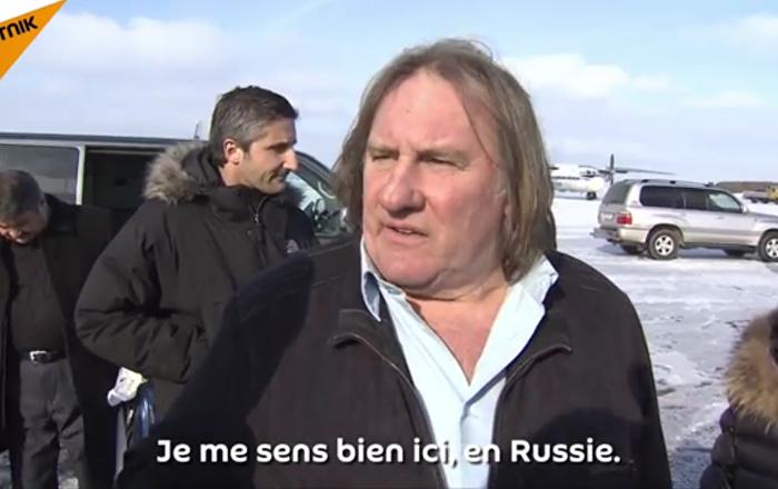 Le passeport russe, c'est tendance!