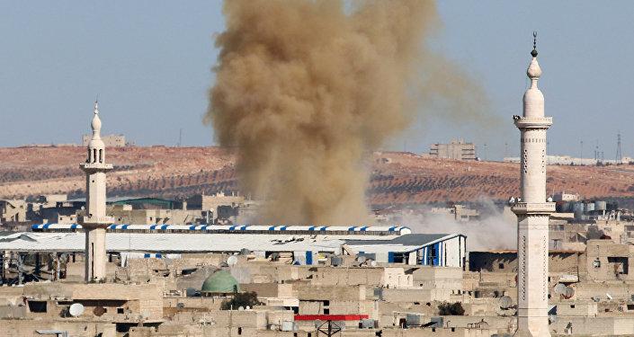 Un autre bastion des terroristes à Alep-Est repasse sous le contrôle de Damas