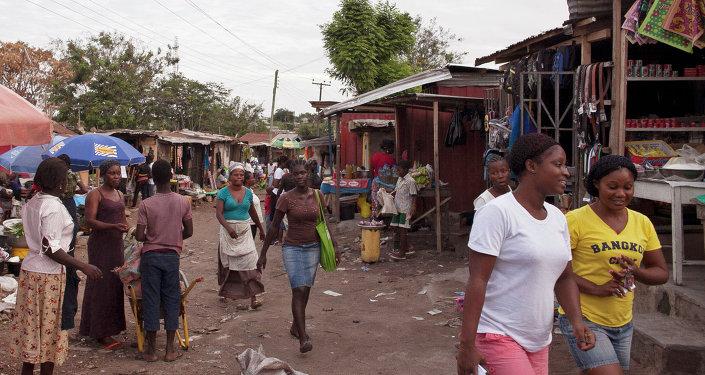 Accra, capitale du Ghana
